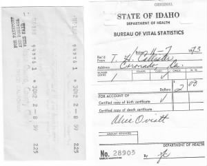Idonna Callister birth certificate change  receipts.jpg