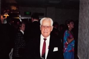 Hy Callister in 1994