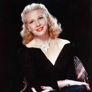 Ginger Rogers (July 16, 1911 – April 25, 1995)