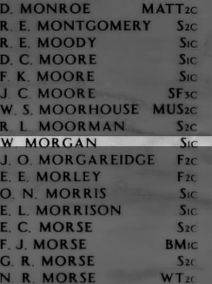 MORGAN, Wayne