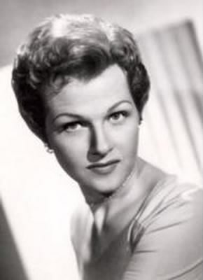 Jo Elizabeth Stafford Weston  (Nov. 12, 1917 – Jul. 16, 2008)