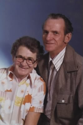 Pearl and Kenneth Minor