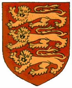 Example of early English Coat of Arms