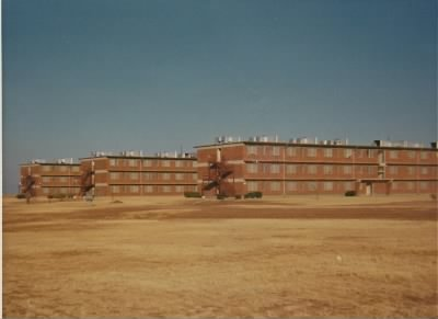Dyess Air Force Base barracks (January, 1967) - Fold3.com