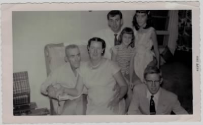 Charles and family 1958. - Fold3.com