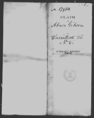 Abner Gibson (17914) › Page 11 - Fold3.com