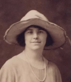 Mary L Kelly c. 1922