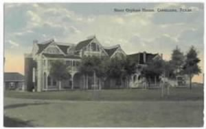 Corsicana State Home For Orphans