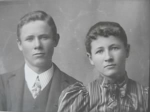 John Turpin and sister Pearl
