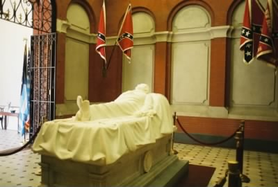 The Tomb of General Robert E. Lee