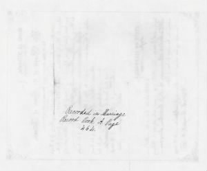 Dunning, Miles Dixon, Caroline MC Pope IL 1856 April 2 b.jpg