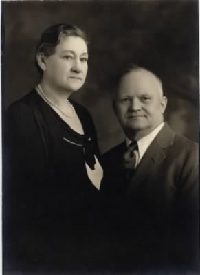 George and Lillie Darnold