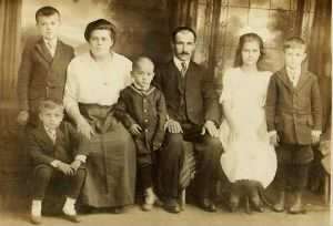 Joseph and Tonka Boric Pavlack Family.jpg