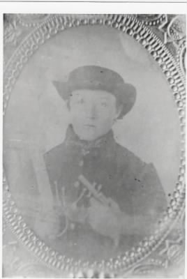 Wm. David Lee 51st / 52nd Tennessee Infantry