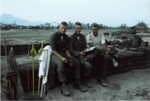 Some of Bob's Marine friends in Vietnam Feb 1966.JPG