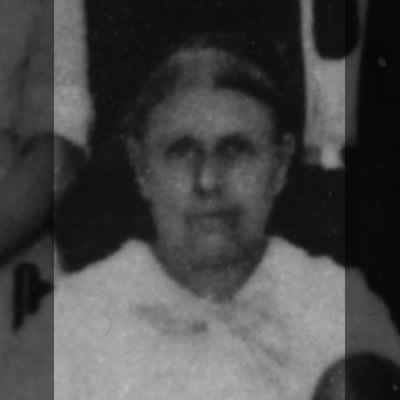 my great-grandmother, Jane McBride Hild