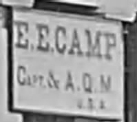 B-237 E.F. Camp, Capt. and A.O.M. (Headquarters)