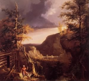 Daniel Boone by Thomas Cole