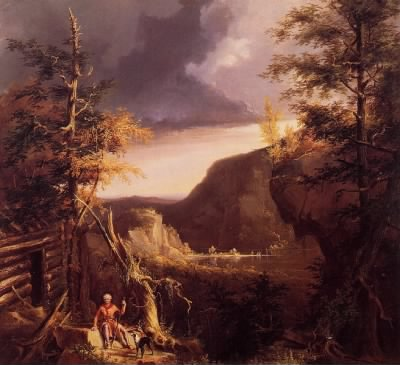 Daniel Boone by Thomas Cole - Fold3.com