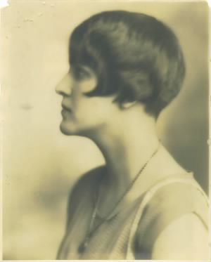 Frances Virginia Knox September 1928