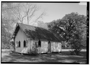 Slave Cabin at Arundel Plantation, Georgetown County, SC