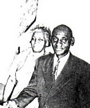 Henry Gines and wife Ora Mae Wilkerson