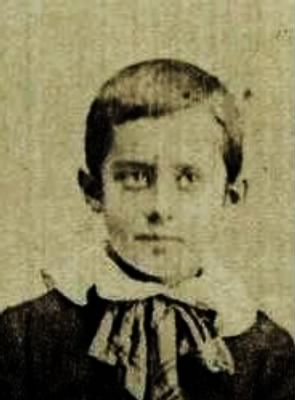 raymond wymand as a child