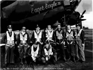 Eager Eagle II   22 Oct 1943