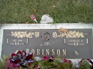 chuck and joe ann robinson
