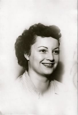 Billie Marie Bothwell Jones Blanco