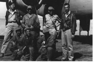 321stBG ALLEY CAT CREW, Paul is far LEFT