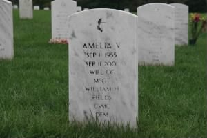 Amelia V. Fields, DoA