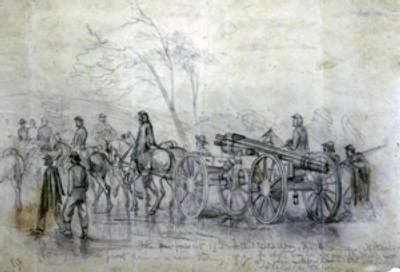 The pursuit of Gen. Lee's rebel army - Fold3.com