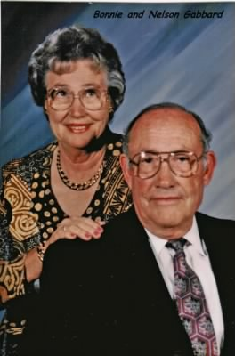"Bonnie Mae and James ""Nelson"" Gabbard"