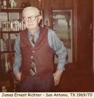 James Ernest Richter