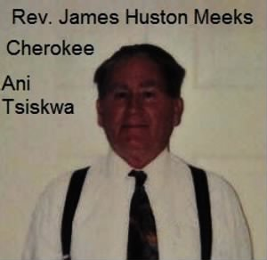 Rev. James Huston Meeks