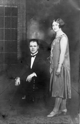 William Franklin and Dorothy Simmons Triebel