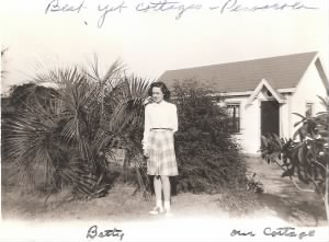 Betty visits Bill around June 17 as a belated birthday gift
