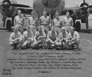 Irvin Aircrew