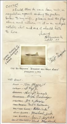 """""""B-17 ALL AMERICAN""""  also quotes as the """"Big American""""  a Miracle none-the less..."""