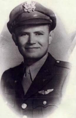 310thbG, 428th BS, Lt McAllister (KIA) 5 Jan. 1945 /Killed by the Germans.