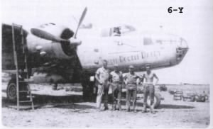 340thBG, 486thBS, Cecil may be in this photo /57th Bomb Wing (see links below MAP)