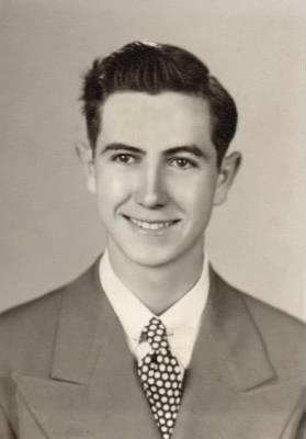 1949 High School Graduation Picture