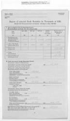 American Zone: Report of Selected Bank Statistics, March 1946 › Page 11 - Fold3.com