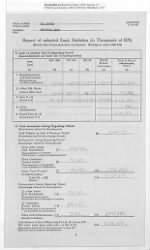 American Zone: Report of Selected Bank Statistics, February 1947 › Page 5 - Fold3.com