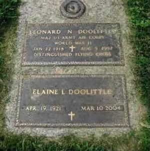 Leonard and Elaine Doolittle
