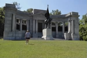 State of Iowa Civil War Memorial, Vicksburg