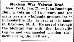 Willmar tribune., January 25, 1905, Page 2 - John R Bull