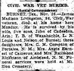 James M Livingston 1935 Death Notice.JPG