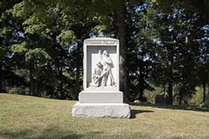 51st Illinois Chickamauga Monument